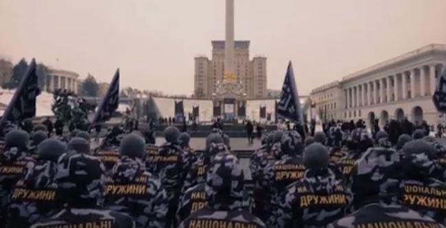 A kisebbségek tartanak az új ukrán milíciától