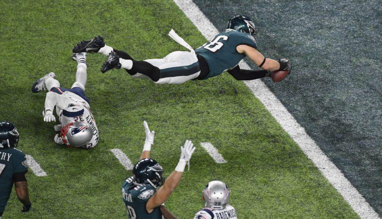 Őrült meccsen a Philadelphia Eagles nyerte a Super Bowlt