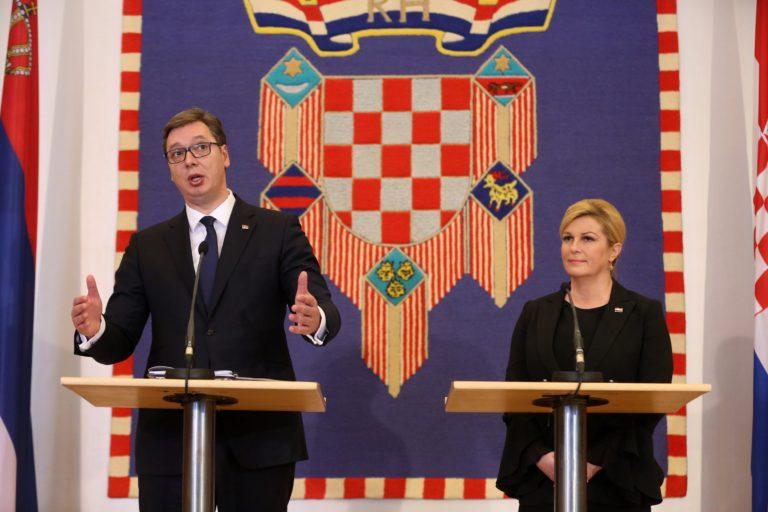 Szerb-horvát háborús kártérítősdi