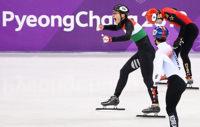 Így értékelte a történelmi sikert az olimpiai bajnok váltó