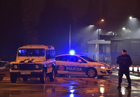 Kézigránátot dobott a podgoricai amerikai nagykövetség épületére, majd öngyilkos lett