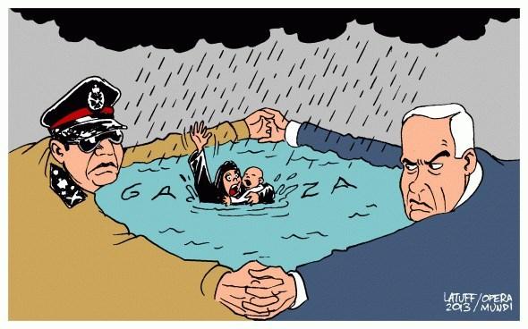 Ellenségem ellensége… Az egyiptomi-izraeli együttműködés