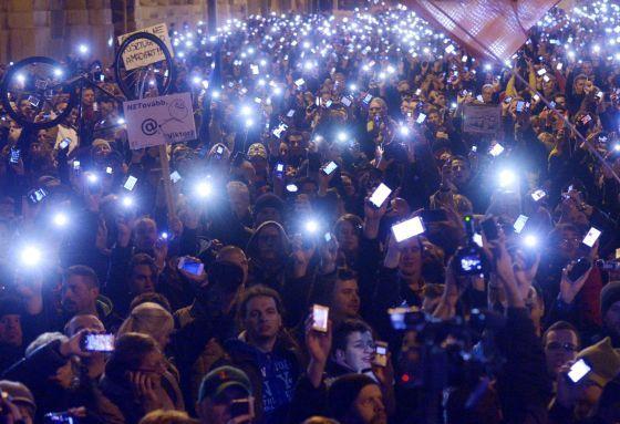 A szombati tüntetés célja: remény, hogy érdemes még itt élni