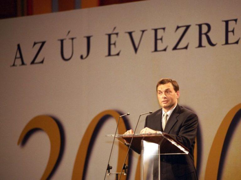Orbán egy híján huszadik évértékelője