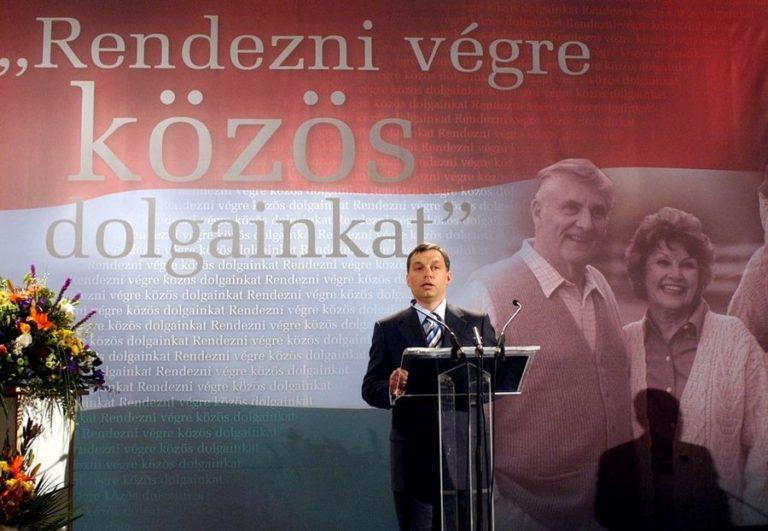 Orbán Viktor azt üzente…