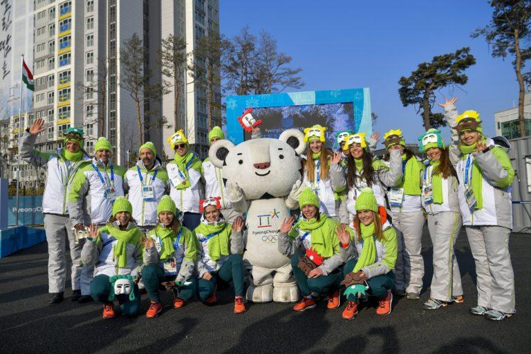 Íme a magyar téli olimpiai csapat