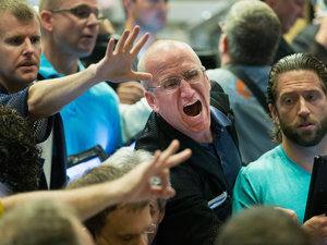 Átterjedhet a pénzpiaci pánik Európára