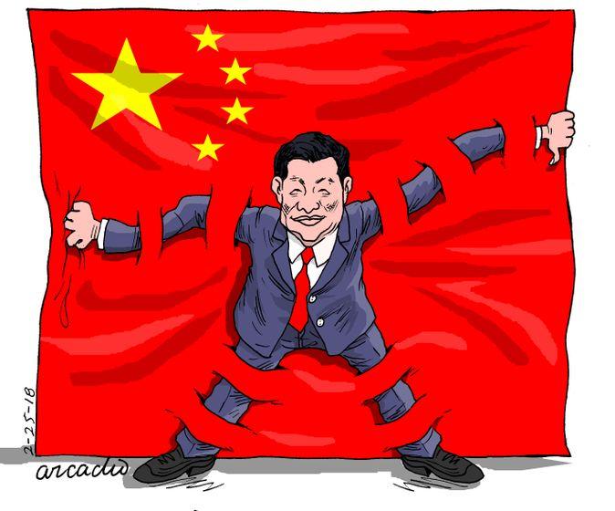 """Alkotmánymódosítás kínai módra – A """"császárrá"""" válás küszöbén"""