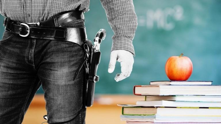 Tanár és fegyver – ez itt az amerikai kérdés