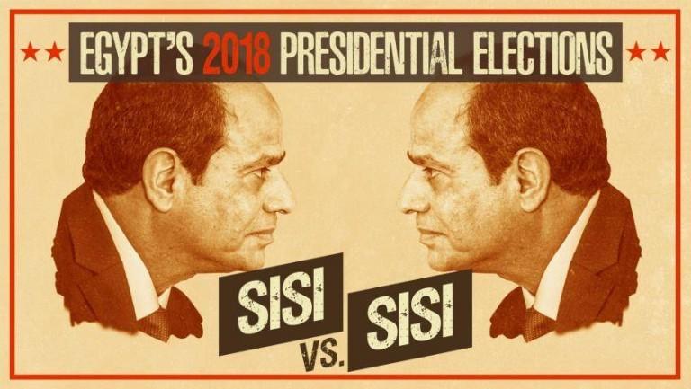 Szemben önmagammal – Elnökválasztás Egyiptomban