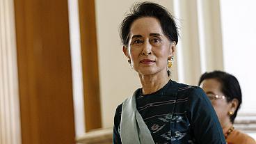 A washingtoni holokauszt múzeum visszavonta kitüntetését Aung Szan Szú Kjitől