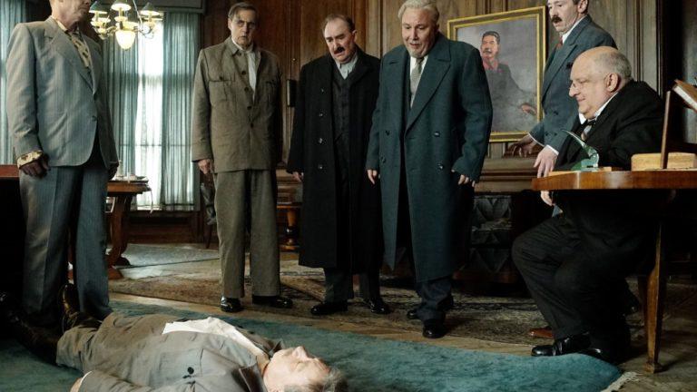 Nem tudtunk önfeledten nevetni a vizeletében fekvő Sztálinon