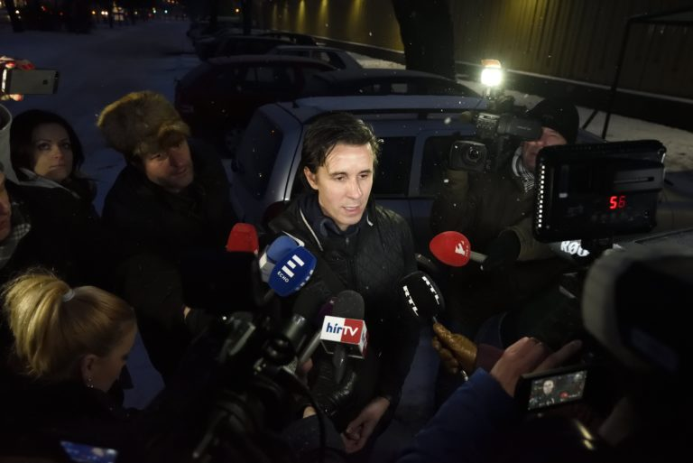 Polt Péter indítványozta Czeglédy Csaba mentelmi jogának felfüggesztését