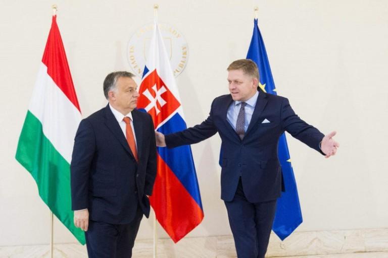 A nevető harmadik? Orbán és a szlovák kormányválság