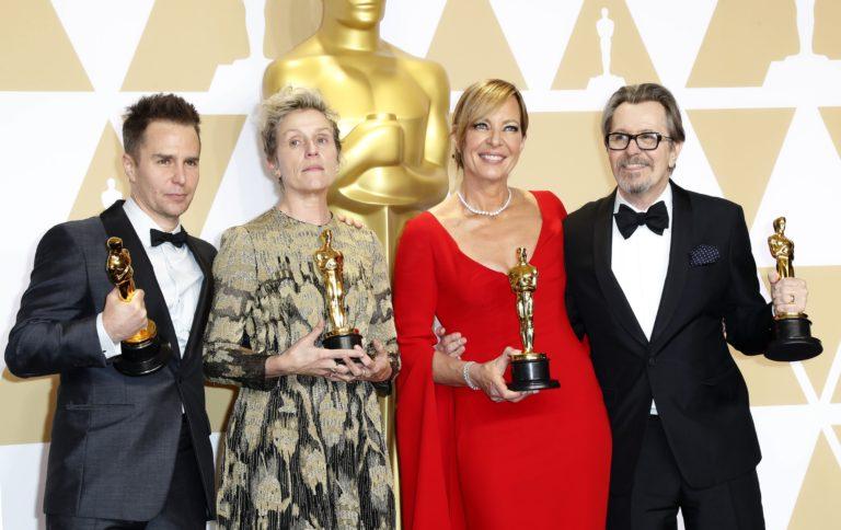 A víz érintése az Oscar-díjátadó legnagyobb nyertese