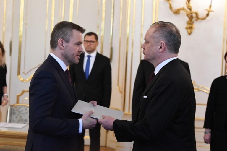 Pellegrini az új szlovák miniszterelnök