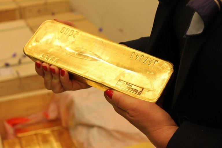 Visszahozták a magyar aranyat Londonból