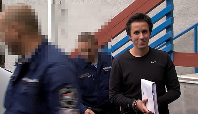 A nap kérdése: Házi őrizetbe kerül-e Czeglédy Csaba?