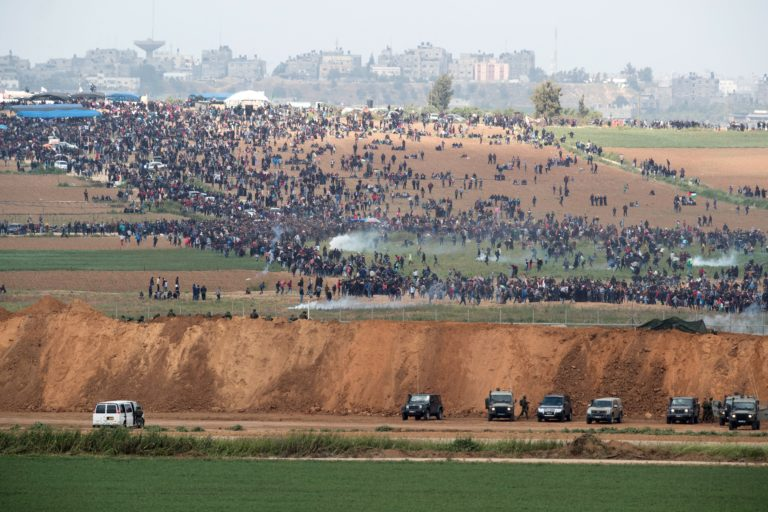 Súlyosbodó konfliktus Gázában