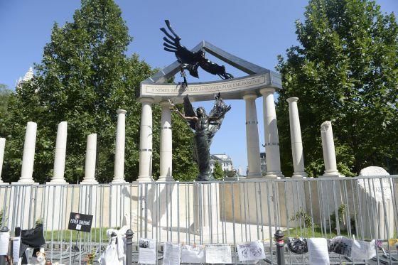 A Fidesz 17 pillanata – A német megszállás (áldozatainak) emlékműve