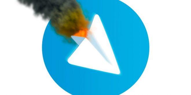 A lelőtt papírrepülő: Blokkolják a Telegramot Oroszországban