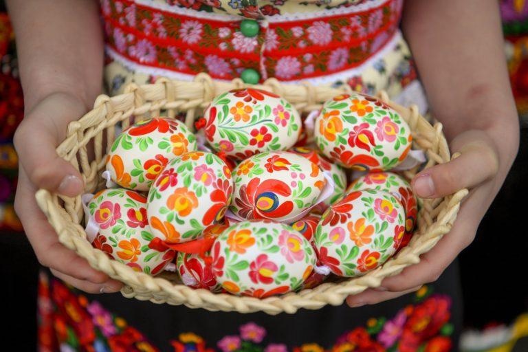 Hagyományőrző húsvét