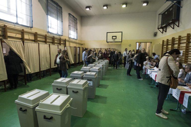 Így szavaztak délelőtt 11-ig Magyarországon