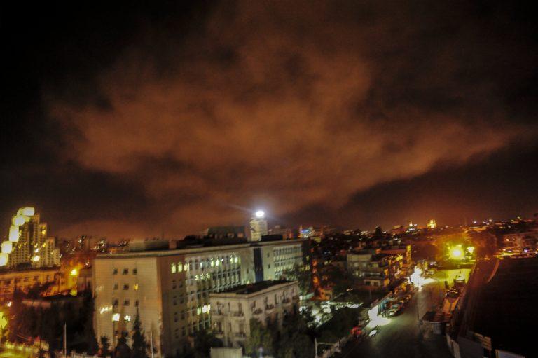 Asszad presztízst nyert a bombázással