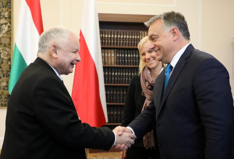 Miért olyan sikeres Orbán és Kaczynski?