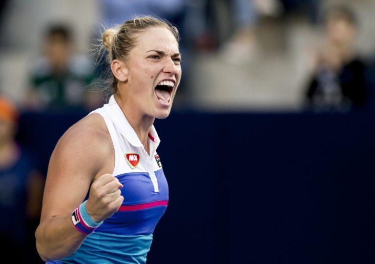 Monterreyi tenisztorna – Babos az olimpiai bajnok legyőzésével elődöntős