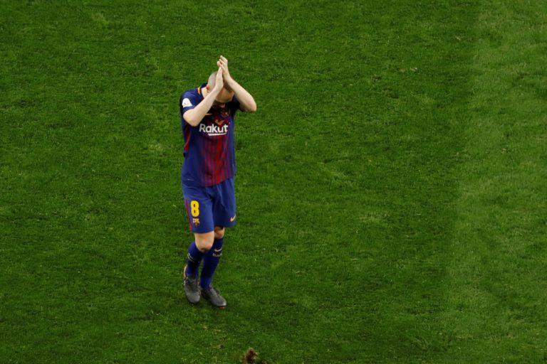 Sírva jelentette be távozását a Barcelona legendája