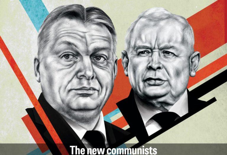 Politico: Orbán és Kaczyński az új kommunisták