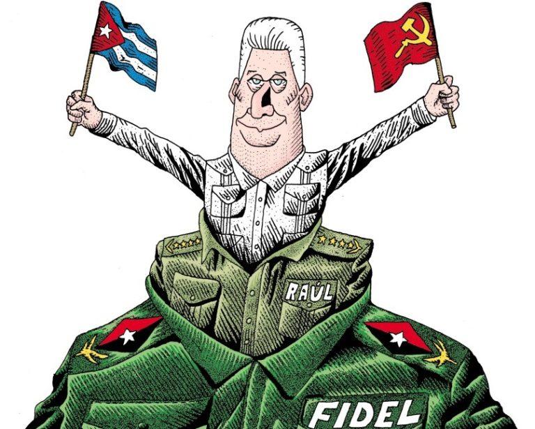 Elnökváltás Kubában: Járt utat járatlanért…