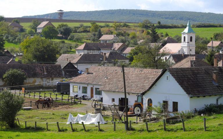 Fidesz: a szegény vidék pártja
