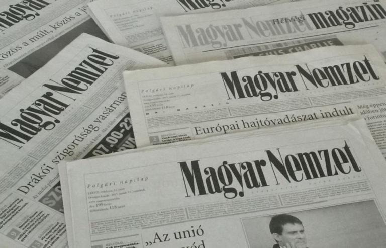 Jön a Magyar Nemzet(i) Idők?