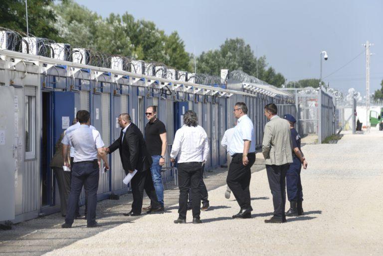 Menedékügyek: Magyarország a térképen sincs