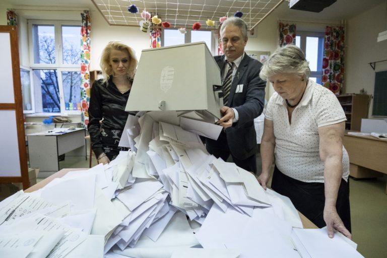 A többség tudta, hogy aránytalan a választási rendszer
