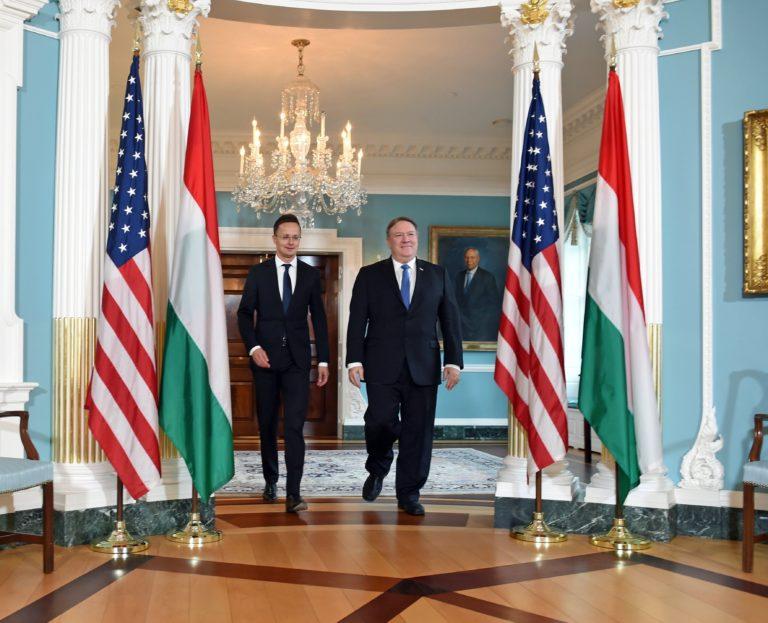 Orbán és Amerika