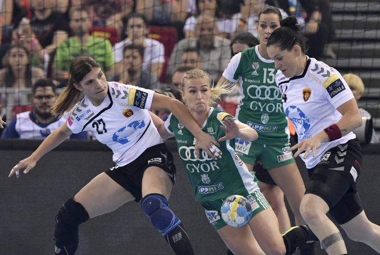 Drámai meccsen nyerte meg a kézilabda Bajnokok Ligáját a Győr