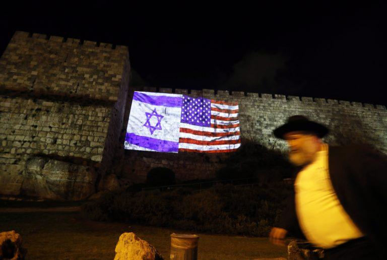 70. születésnapi ajándék: amerikai nagykövetség Jeruzsálemben