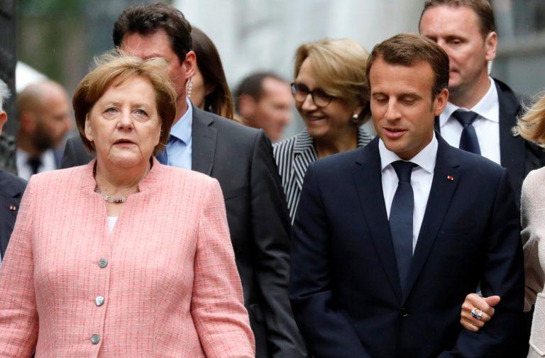 Merkel továbbra sem támogatja Macron tervét az eurozóna reformjáról
