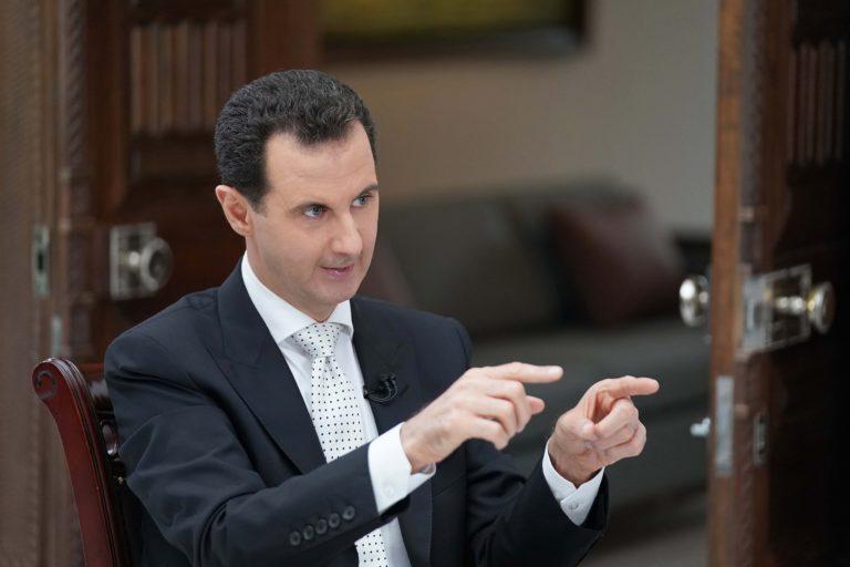 Aszad szerint közel volt egy amerikai-orosz háború