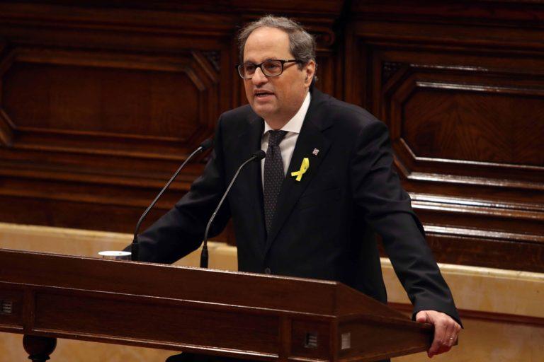 Puigdemontnál is radikálisabb az új katalán elnök