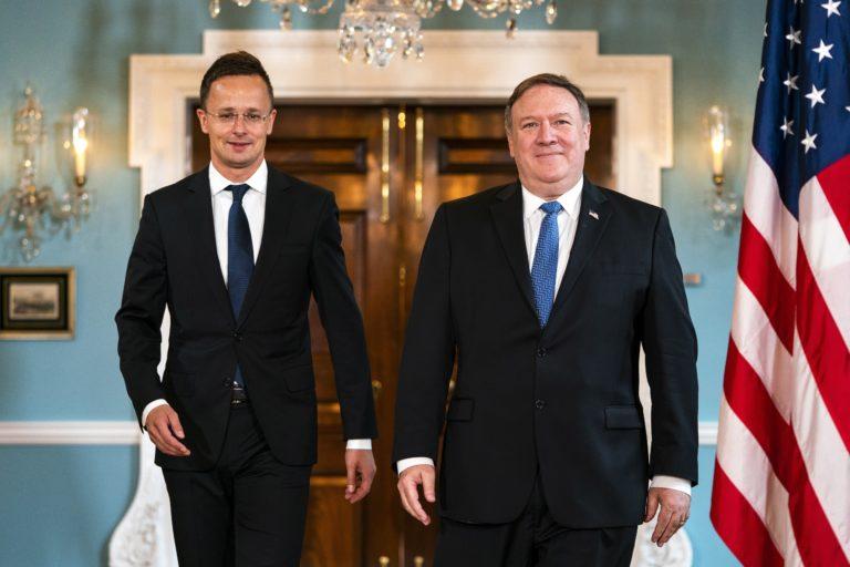 Diplomáciai áttörés?