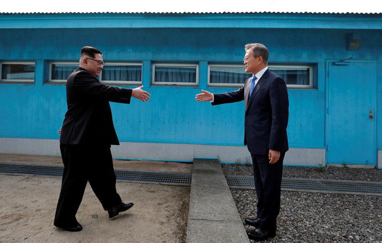 A szavak háborúja a koreai félszigeten