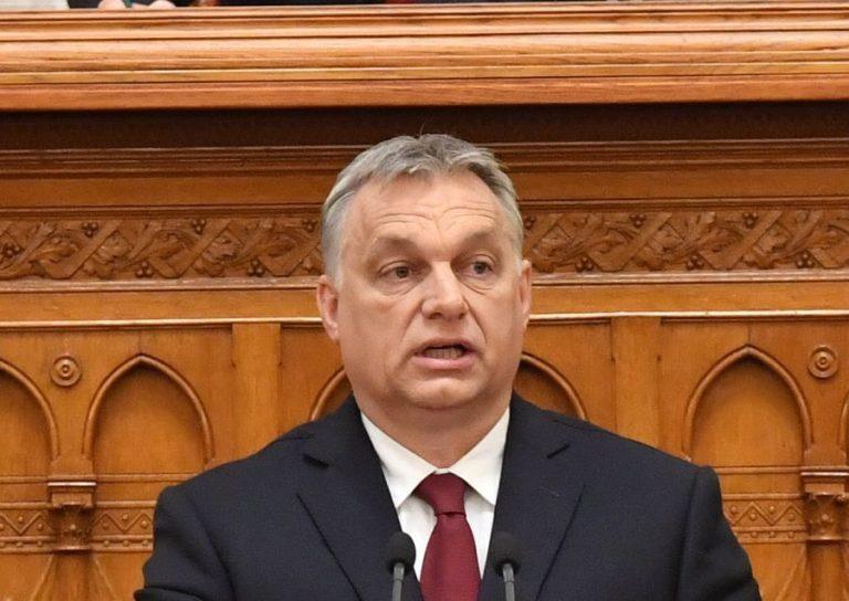 A május 31-én 55 éves Orbán Viktor születésnapi köszöntése