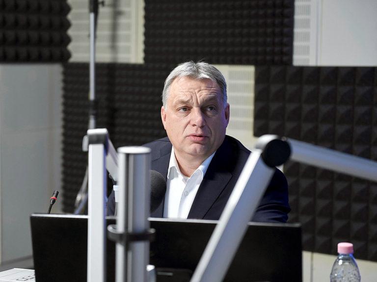 Orbán, az öreg harcos