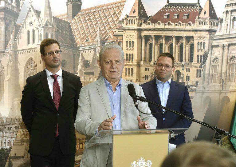 Hatásköri vitáktól függ a fővárosi közbeszerzés sorsa