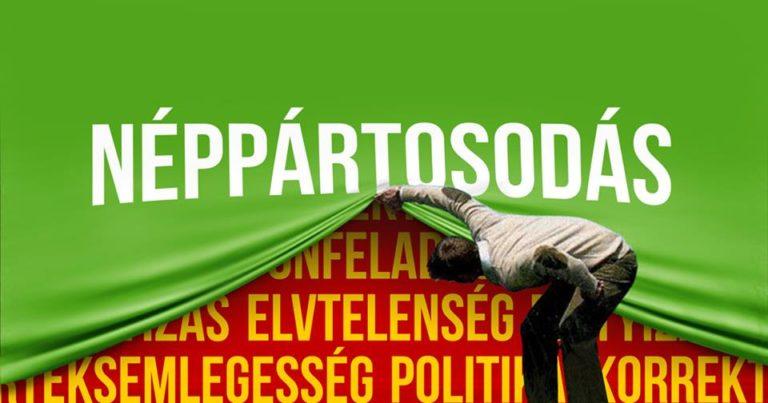 Toroczkai: Elvtelen, hazug bizniszpárt lett a Jobbikból