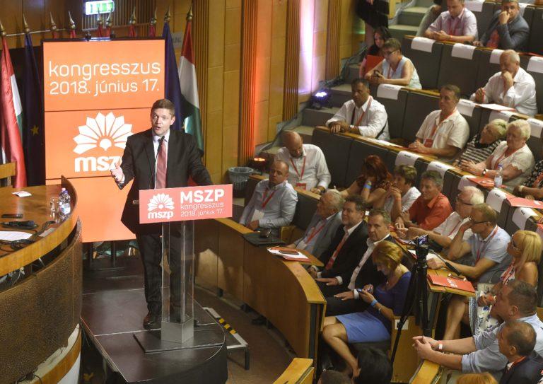 Megvan az MSZP új elnöke